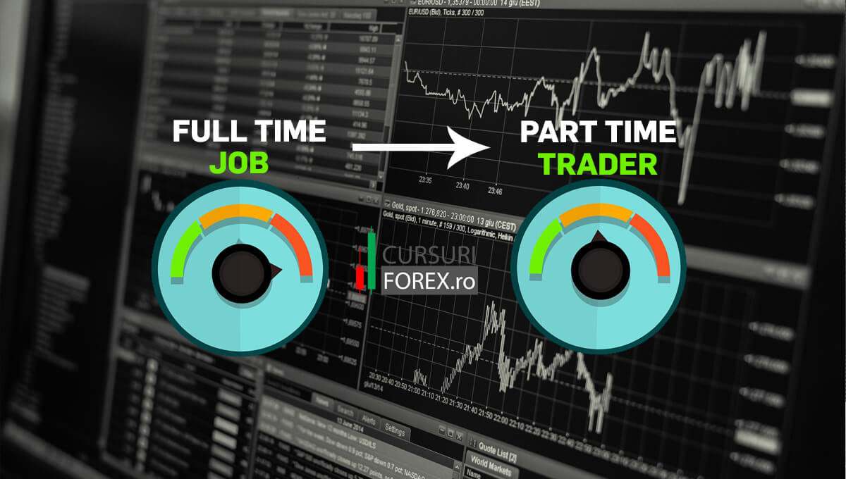Cum sa tranzactionezi Forex part-time atunci cand ai un job full-time