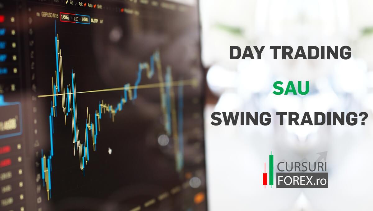 Day Trading sau Swing Trading. Ce fel de trader esti?