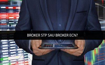 Care este diferenta dintre Broker STP si Broker ECN