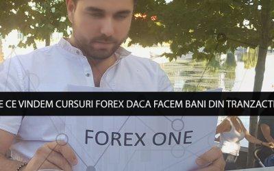 De ce vindem cursuri Forex