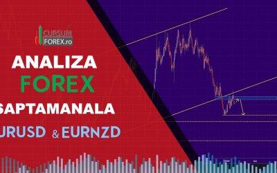 Forex Analiza Tehnica & Fundamentala – EURUSD & EURNZD