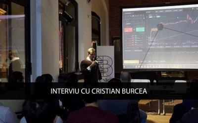 Interviu cu Cristian Burcea