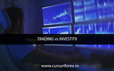 Trading vs Investitii