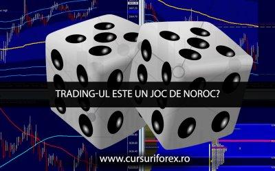 Trading-ul este un joc de noroc?