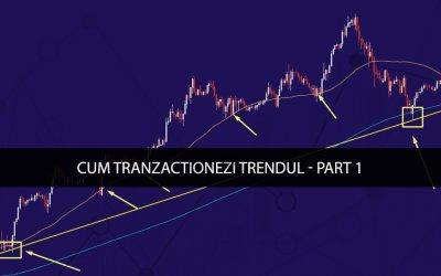 Cum tranzactionezi Trendul – Part 1